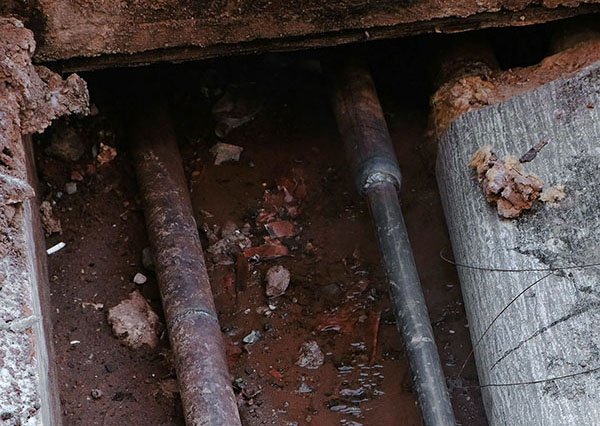 Coppell Slab Leak Detection and Repair